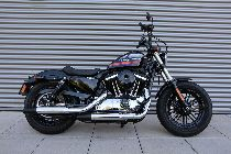 Töff kaufen HARLEY-DAVIDSON XL 1200 XS Sportster Forty Eight Special Ref: 3272 Custom