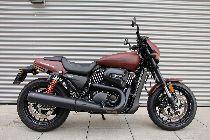 Acheter moto HARLEY-DAVIDSON Street Rod 750 Ref. 0575 Custom