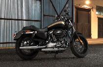 Töff kaufen HARLEY-DAVIDSON XL 1200C Sportster Custom ABS Ref. 0425 Custom