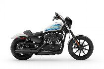 Töff kaufen HARLEY-DAVIDSON XL 1200 NS Sportster Iron Ref. 8472 Custom