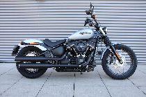 Töff kaufen HARLEY-DAVIDSON FXBB 1745 Street Bob 107 Ref. 6465 Custom