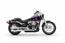 Motorrad kaufen Neufahrzeug HARLEY-DAVIDSON FXLR 1745 Low Rider 107 (custom)