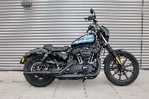 Töff kaufen HARLEY-DAVIDSON XL 1200 NS Sportster Iron Ref: 3340 Custom