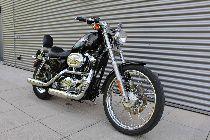 Acheter moto HARLEY-DAVIDSON XL 1200 C Sportster Custom Ref: 8463 Custom