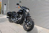 Motorrad kaufen Occasion HARLEY-DAVIDSON FLSB 1745 Softail Sport Glide 107 (custom)