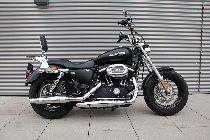 Töff kaufen HARLEY-DAVIDSON XL 1200 CB Sportster Custom Ref: 1319 Custom