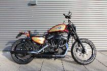 Acheter moto HARLEY-DAVIDSON XL 883 N Iron ABS Ref, 4820 Custom