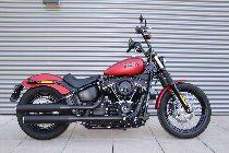 Acheter moto HARLEY-DAVIDSON FXBB 1745 Street Bob 107 Ref. 4891 Custom