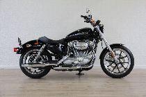 Töff kaufen HARLEY-DAVIDSON XL 883 L Sportster Super Low Ref. XL883L 9322 Custom