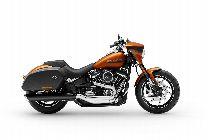 Töff kaufen HARLEY-DAVIDSON FLSB 1745 Softail Sport Glide 107 Ref. FLSB 1371 Custom