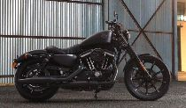 Töff kaufen HARLEY-DAVIDSON XL 883 N Sportster Iron Ref. 0669 Custom