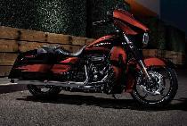 Töff kaufen HARLEY-DAVIDSON FLHXSE CVO 1868 Street Glide ABS Ref. 9589 Touring