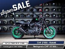 Töff kaufen HARLEY-DAVIDSON XL 1200 CX Sportster Roadster ABS Ref: 1543 Custom