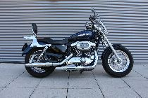 Töff kaufen HARLEY-DAVIDSON XL 1200 C Sportster Custom Anniv. Ref: 3264 Custom