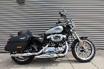 Motorrad kaufen Neufahrzeug HARLEY-DAVIDSON XL 1200 T Sportster Superlow (custom)