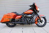 Motorrad kaufen Neufahrzeug HARLEY-DAVIDSON FLHXS 1868 Street Glide Special (touring)