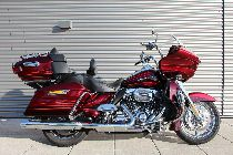 Töff kaufen HARLEY-DAVIDSON FLTRUSE 1801 CVO Road Glide Ultra ABS Ref: 2566 Touring