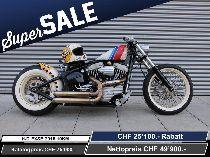 Töff kaufen HARLEY-DAVIDSON FXSB 1690 Softail Breakout ABS Ref: 8468 Custom