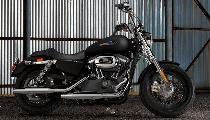 Töff kaufen HARLEY-DAVIDSON XL 1200CB Sportster Custom Vers. B ABS Ref. 8576 Custom