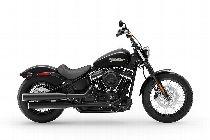 Acheter moto HARLEY-DAVIDSON FXBB 1745 Street Bob 107 Ref. 3136 Custom