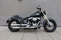 Aquista moto HARLEY-DAVIDSON FLS 1690 Softail Slim ABS Ref. 2372 Custom