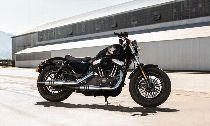 Töff kaufen HARLEY-DAVIDSON XL 1200 X Sportster Forty Eight Ref: 3941 Custom