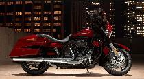 Töff kaufen HARLEY-DAVIDSON FLHXSE CVO 1868 Street Glide ABS Ref. 9975 Touring