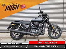 Motorrad kaufen Neufahrzeug HARLEY-DAVIDSON Street 750 (custom)