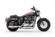 Töff kaufen HARLEY-DAVIDSON XL 1200 C Sportster Custom Ref. 0694 Custom