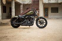Töff kaufen HARLEY-DAVIDSON XL 883N Iron ABS Ref. 5081 Custom