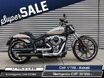 Töff kaufen HARLEY-DAVIDSON FXBR 1745 Breakout 107 Ref. 9499 Custom