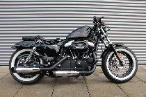 Töff kaufen HARLEY-DAVIDSON XL 1200 X Sportster Forty Eight ABS Ref: 6716 Custom