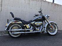 Töff kaufen HARLEY-DAVIDSON FLSTN 1584 Softail Deluxe Ref: 1048 Custom