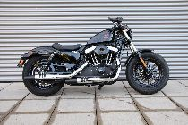 Töff kaufen HARLEY-DAVIDSON XL 1200 X Sportster Forty Eight Ref. 4028 Custom