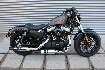Töff kaufen HARLEY-DAVIDSON XL 1200 X Sportster Forty Eight Ref. 3093 Custom