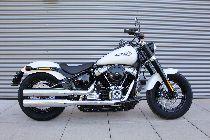 Acheter moto HARLEY-DAVIDSON FLSL 1745 Softail Slim 107 Ref. 9377 Custom