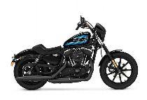 Töff kaufen HARLEY-DAVIDSON XL 1200NS Sportster Iron Ref. 3500 Custom