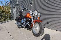 Töff kaufen HARLEY-DAVIDSON FLSTF 1450 Softail Fat Boy Ref: 4639 Custom