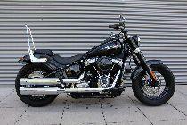 Töff kaufen HARLEY-DAVIDSON FLSL 1745 Softail Slim 107 Ref. 3621 Custom