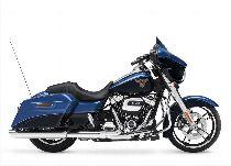 Töff kaufen HARLEY-DAVIDSON FLHX 1745 Street Glide 107 Ref. 7084 Touring