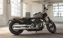 Töff kaufen HARLEY-DAVIDSON FLSL 1745 Softail Slim 107 Ref. 9809 Custom