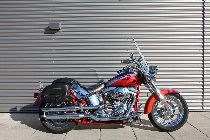 Töff kaufen HARLEY-DAVIDSON FLSTFSE2 1690 Screamin Eagle Fatboy Ref.: 6130 Custom