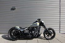 Töff kaufen HARLEY-DAVIDSON FXSTB 1584 Softail Night Train Ref.:  4890 Custom