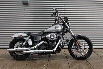 Töff kaufen HARLEY-DAVIDSON FXDB 1690 Dyna Street Bob ABS 5428 Custom