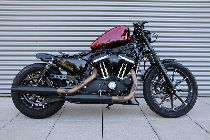 Töff kaufen HARLEY-DAVIDSON XL 883 N Iron ABS Ref. 3833 Custom