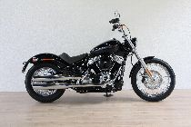 Motorrad kaufen Occasion HARLEY-DAVIDSON FXST 1745 Softail Standard 107 (custom)