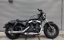 Töff kaufen HARLEY-DAVIDSON XL 1200 X Sportster Forty Eight Ref. 3945 Custom