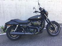 Töff kaufen HARLEY-DAVIDSON Street 750 Ref: 1801 Custom
