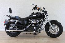 Töff kaufen HARLEY-DAVIDSON XL 1200 CB Sportster Custom Vers. B ABS Ref.9417 Custom