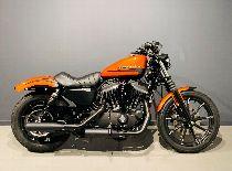 Acheter moto HARLEY-DAVIDSON XL 883 N Sportster Iron Ref. 2415 Custom